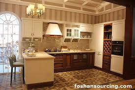 foshan furniture ready made american kitchen cabinets wooden