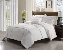 white comforter set king  home design ideas