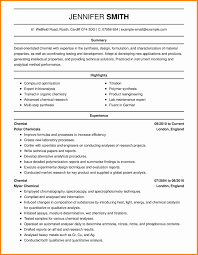 Executive Resume Format Template Fred Resumes At - Sradd.me