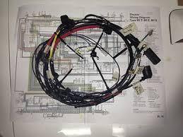 porsche wiring harnesses 911 porsche wiring harnesses