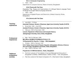 Resume Objectives For Freshers Format Bcom Ppt Starengineering