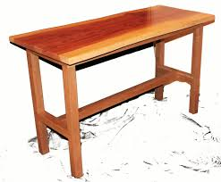 Redwood And Cherry Kitchen Table Retro Kitchen Table