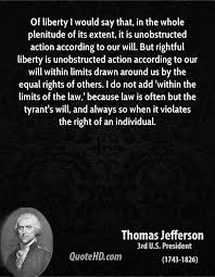Jefferson Quotes Extraordinary Thomas Jefferson Quotes QuoteHD