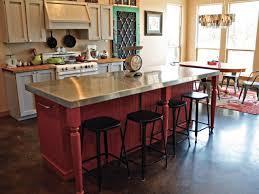 diy kitchen island. Interesting DIY Kitchen Island With Seating Diy Red Area Hgtv