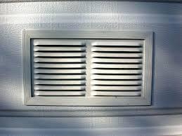 garage door vent with screen image of garage door vents exhaust