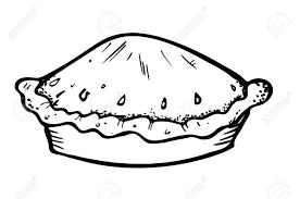 apple pie clip art black white. The Gallery For Apple Pie Clip Art Black White In
