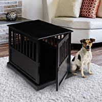 furniture style dog crates. Casual Home Wooden Pet Crate Furniture Style Dog Crates