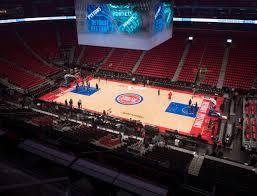 Detroit Pistons Seating Chart Little Caesars Arena Little Caesars Arena Mezzanine 25 Seat Views Seatgeek