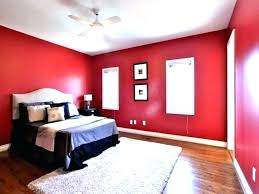 Red And Black Bedroom Ideas Magnificent Rooms With Red Black And ...
