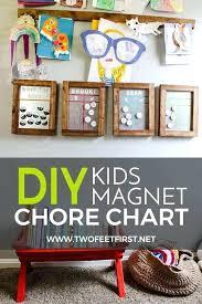 My Magnetic Chore Chart Sandorszabo