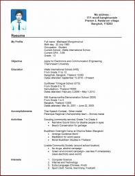 How To Write A Resume Online Resume Solagenic