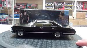 Greenlight Supernatural 1967 Chevrolet Impala Sport Sedan 1/24 ...
