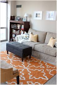 Orange Rug Living Room Living Room Tan And Orange Living Room Purple And Orange Living