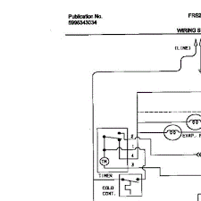 parts for frigidaire frs26zshb4 wiring schematic parts frg v1 refrigerator