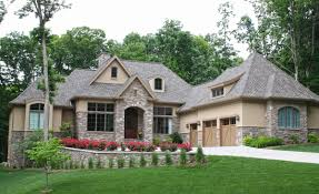 hillside home plans ranch floor with walkout basement new house of graceful walk out 20