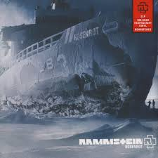 <b>Rammstein</b> - Rosenrot - <b>Vinyl 2LP</b> - 2015 - EU - Reissue   HHV