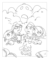 Small Picture Cool Little Einsteins Coloring Pages Little Einsteins Coloring