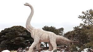 brachiosaurus size giant life size dinosaur theme park at the zoo brachiosaurus t rex