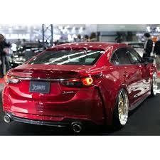 J-Unit Glorious Series Half Type Mazda 6 / Atenza | J-Unit Mazda 6 ...