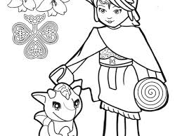 49 Coloring Pages Elves Coloring Page Elves And Fairies