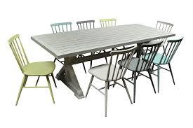 8 Seater Sets  Countess Oval Set PremiumAluminium Outdoor Furniture