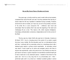 essay on future plans and goals my future dreams essays
