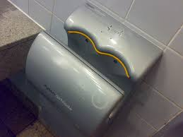 Bathroom Hand Dryers Style