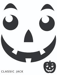 Astounding Pumpkin Templates Printable For Jack