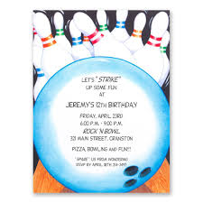 bowling invitation templates birthday invitations bowling unique bowling birthday invitation