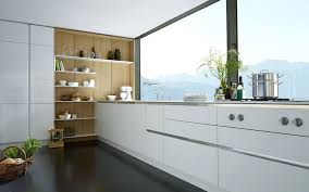 modern kitchen cabinet without handle. Full Size Of Modern White Kitchen Cupboard Handles Cabinet Without Handle Designs With No Interior Astounding T