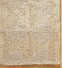 walls windows floors patchwork jute rug at pottery 100 pottery barn seagrass