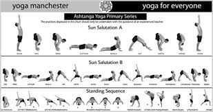 Ashtanga Poses Chart 22 Rigorous Free Yoga Poses Chart