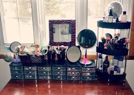 drawer storage bin with lid storage ideas beautiful makeup cozy ideas