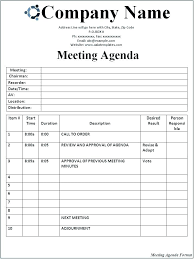 Conference Room Scheduling Calendar Excel Template Meeting Agenda ...