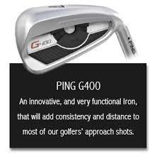 Lanark Golf Professional Shop The Ping Partnership And