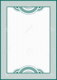 Гильоширование рамки для диплома или сертификата Клипарты векторы  Гильоширование рамки для диплома или сертификата Фото со стока 10046466