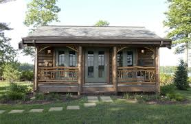 Cabin Exterior Color Schemes   Design underline to be noticed about this  inspire rustic exterior is