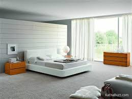 Large Master Bedroom Design Modern And Simple Modern Bedroom Design For Modern Home Interior