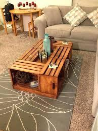 michaels crate coffee table raunsalon com