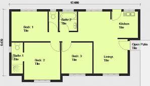 enjoyable inspir cushioned 3 bedroom house plans pdf
