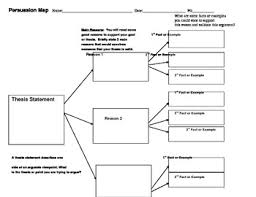 persuasive essay graphic organizer planning map by ela one stop shop persuasive essay graphic organizer planning map