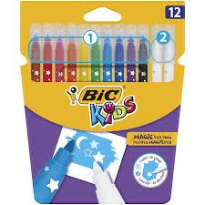 <b>BIC Фломастеры Magic</b> 12 цветов — купить в интернет-магазине ...