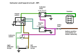 a relay wiring diagram a wiring diagrams mini indicator wiring diagram spi a relay wiring diagram