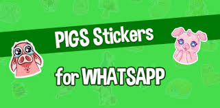 <b>Pigs</b> Stickers Packs WAStickerApps - Apps on Google Play