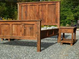 reclaimed bed barn wood bed antique wood bed bedroom furniture with regard to barn wood bedroom furniture plan barnwood bed rustic bedroom furniture lodge barn wood furniture ideas