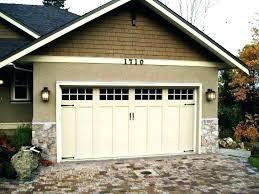 9 foot garage door how tall is a garage door 9 foot garage door medium size