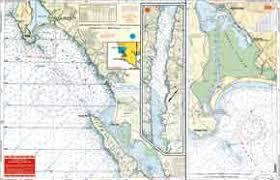 San Francisco To Bodega Bay Navigation Chart 96