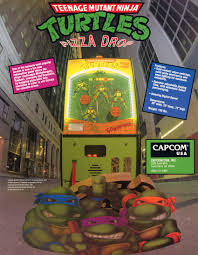 Ninja Turtles Arcade Cabinet Want To Buy Capcom Tmnt Pizza Drop Redemption Game The