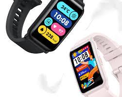Обзор <b>умных часов Honor Watch</b> ES с большим цветным экраном ...