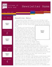free newsletter templates for word 023 free newsletter templates word template ideas school for